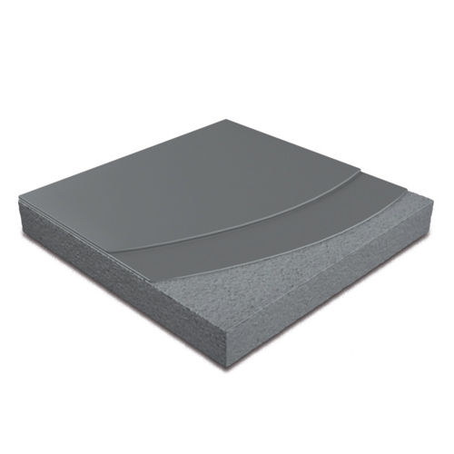 pavimento epossidico / per strada / opaco / aspetto cemento