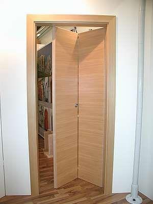 Porta da interni / a libro / in legno - RUBNER TURENWERK