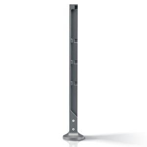 colonna di protezione / in ghisa / fissa / alta