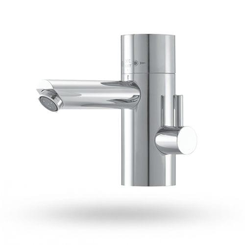 miscelatore per lavabo / in ottone / termostatico / da bagno