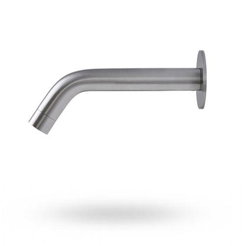 Rubinetto per lavabo / da parete / in acciaio inossidabile / elettronico EXTREME CS B Stern Engineering Ltd.