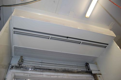barriera d'aria da soffitto / industriale