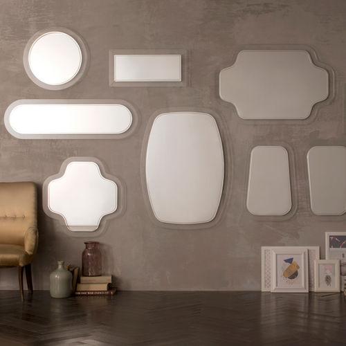 Specchio a muro / moderno RIVIERA by Silvano Pierdonà  Capo D'Opera Home