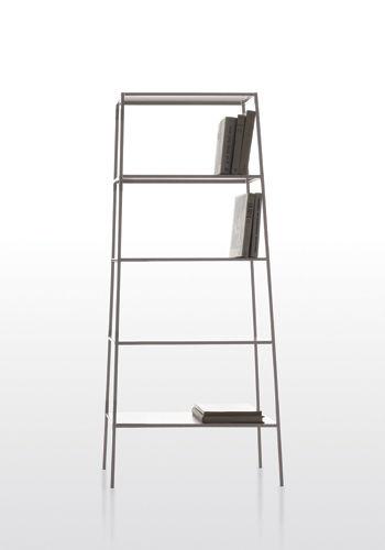 Scaffale moderno / in metallo verniciato / da esterno H&H by Paolo Rizzatto Danese