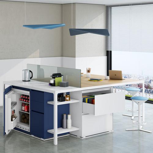 isola cucina per ufficio