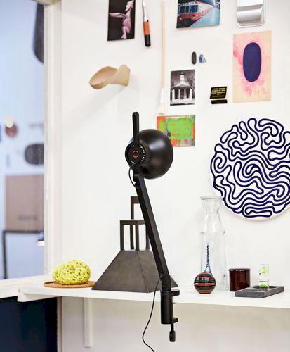 lampada per ufficio / moderna / in ABS / in PC