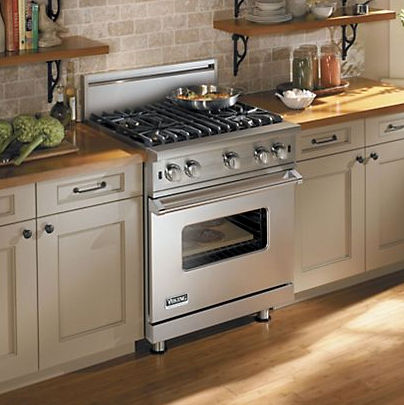 Blocco cucina a gas / elettrico - VGCC : 30\