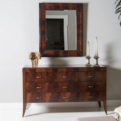 cassettone classico / in legno
