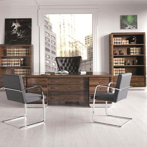 scrivania direzionale / in legno / moderna