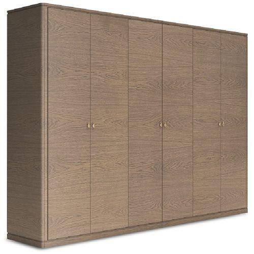 armadio moderno / in legno / con ante battenti