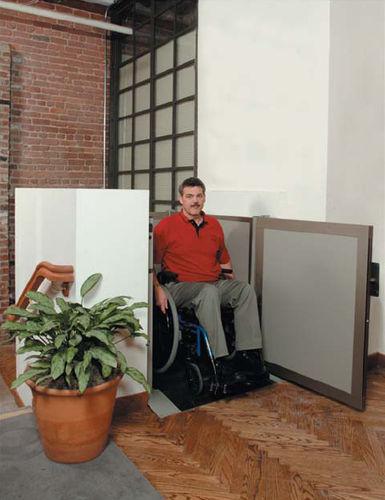 Piattaforma elevatrice per disabile / da esterno OPAL Garaventa Lift