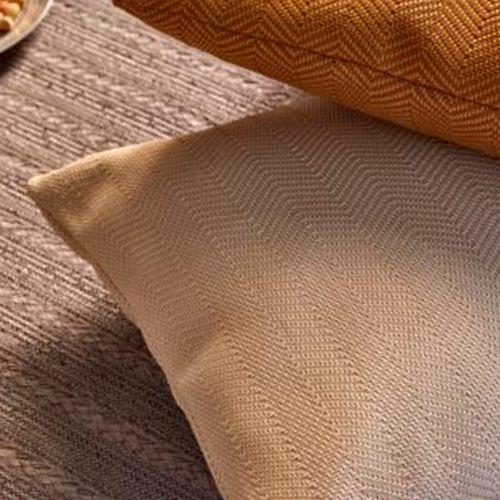 tessuto da tappezzeria / da parete / a tinta unita / in cotone