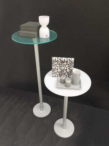 espositore multiuso / in alluminio / tavolo / per negozio