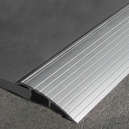 profilato di transizione in alluminio / per piastrelle