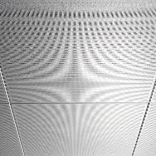 controsoffitto in metallo - Knauf AMF