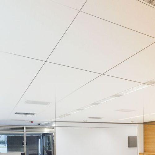 struttura per soffitto in metallo / con struttura nascosta