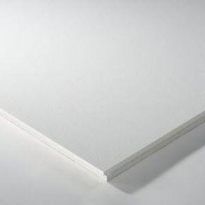 controsoffitto in lana minerale / a quadrotte / acustico / ignifugo