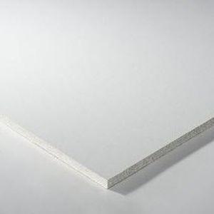 Controsoffitto in lana minerale / a quadrotte / acustico / ignifugo THERMATEX® RL Knauf AMF