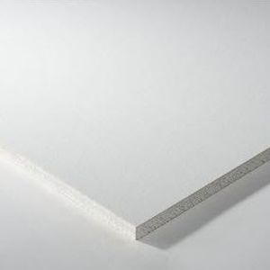 Controsoffitto in lana minerale / a quadrotte / acustico / ignifugo HYGIENE : THERMATEX® HYGENA Knauf AMF