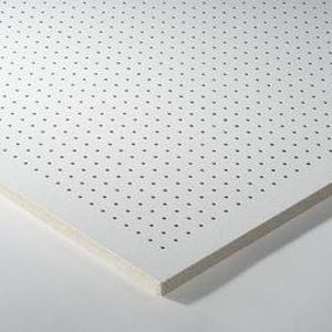 Controsoffitto in lana minerale / a quadrotte / acustico / ignifugo DESIGN : THERMATEX® SYMETRA RG 4 - 16 Knauf AMF