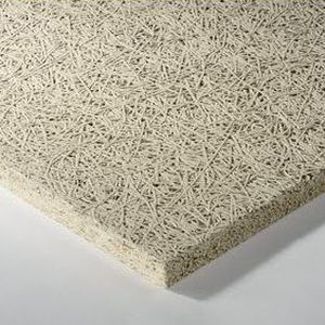 Pannello acustico per controsoffitto / per muro interno / in lana di legno / in lana minerale HERADESIGN® FINE PLUS Knauf AMF
