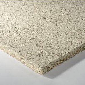 Pannello acustico per controsoffitto / per muro interno / in lana di legno / in lana minerale HERADESIGN® MICRO PLUS Knauf AMF