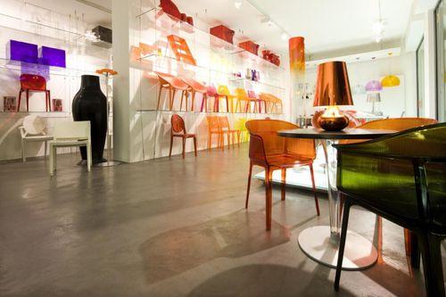 pavimento in resina / residenziale / per il settore terziario / liscio