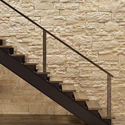paramento di pietre / indoor / per esterni / residenziale