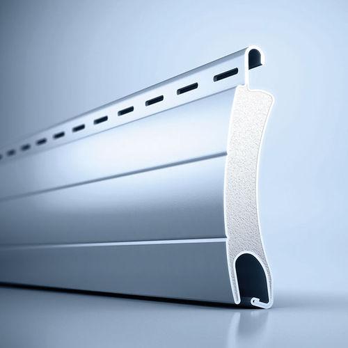 persiana avvolgibile / a lamelle / in alluminio / per finestra