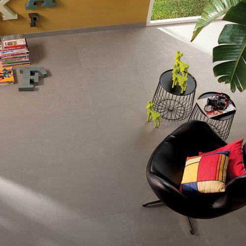 Piastrella da interno / da esterno / da pavimento / in gres porcellanato ZEN : CENDRE Novoceram sas