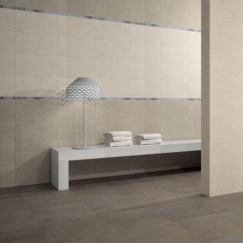 Piastrella da interno / da parete / da pavimento / in gres porcellanato TALM : IVOIRE Novoceram sas