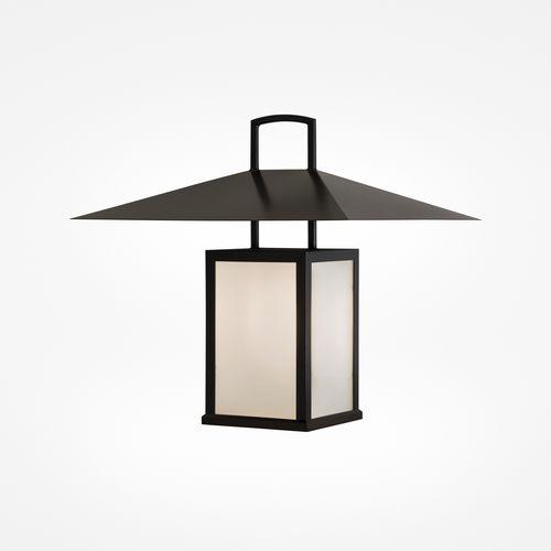 lampada a sospensione / classica / in acciaio / fatta a mano