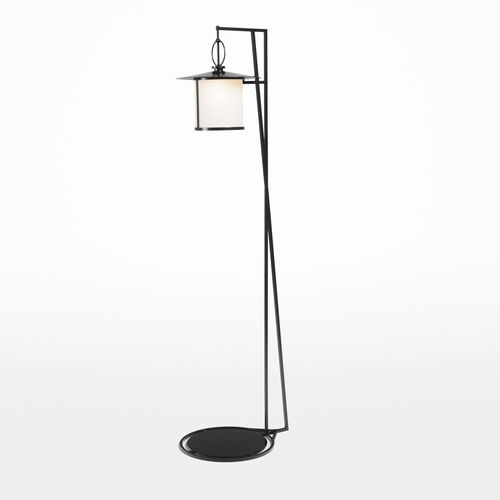 lampada da terra / moderna / in metallo / fatta a mano