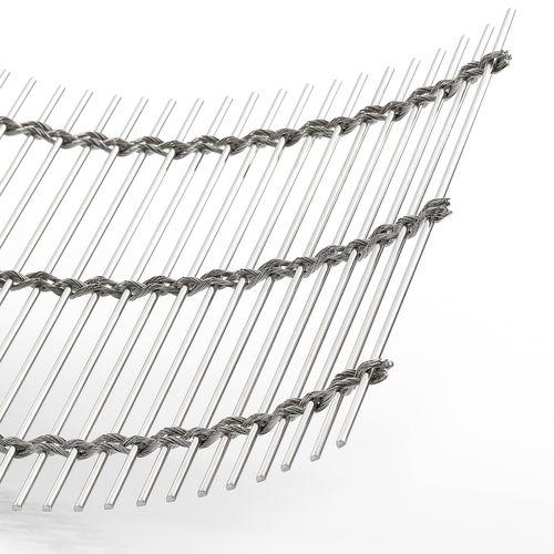 Maglia metallica di protezione / per interni / per frangisole / per soffitto FUTURA 3110 GKD - Gebr. Kufferath AG