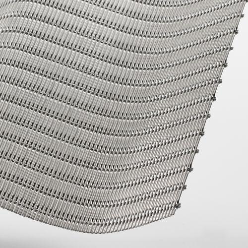 rete metallica per interni / per frangisole / per soffitto / per rivestimento di facciata