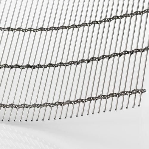 Maglia metallica di protezione / per interni / per frangisole / per soffitto TIGRIS GKD - Gebr. Kufferath AG