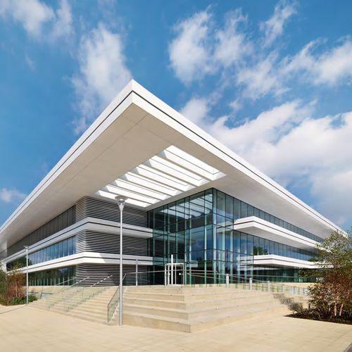 pannello da costruzione composito / in alluminio / per rivestimento di facciata / per parete