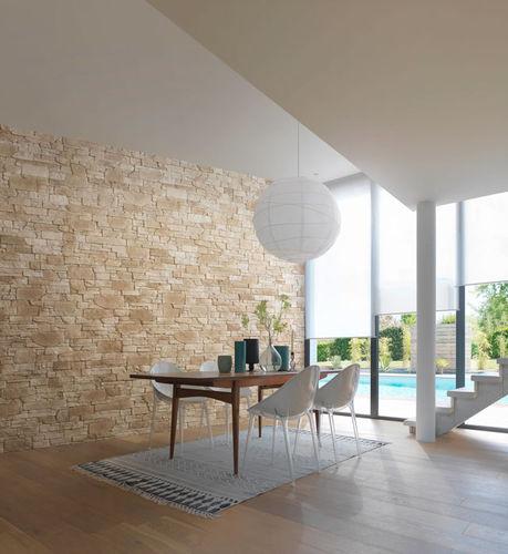 Paramento in pietra ricostituita / per interni / per esterni TAHOE ORSOL
