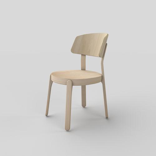 sedia design scandinavo - TEKHNE S.r.l.