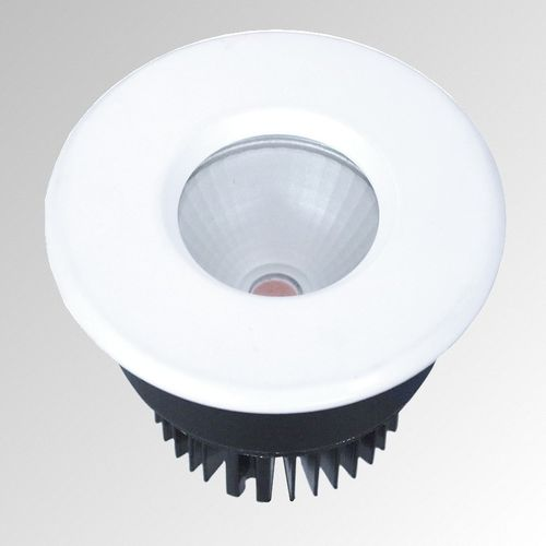 downlight da incasso / da esterno / LED / tondo