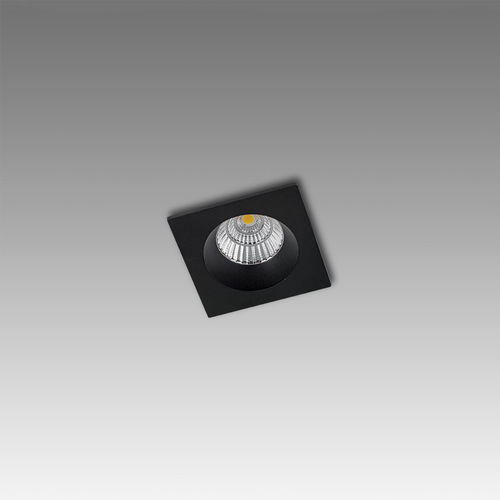 Faretto da incasso a soffitto / da interno / LED / quadrato CONE SQUARE Orbit NV