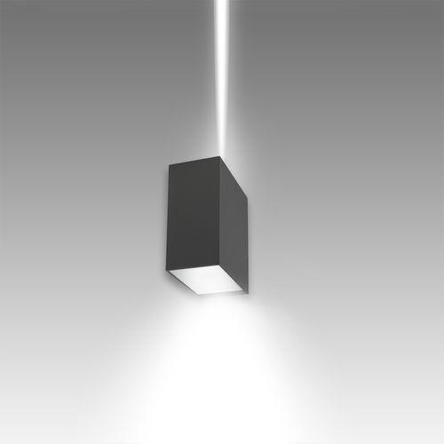 applique moderna / da esterno / in alluminio / LED