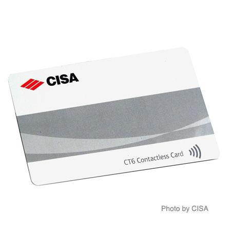 serratura elettronica / per porta / con smart card / per hotel