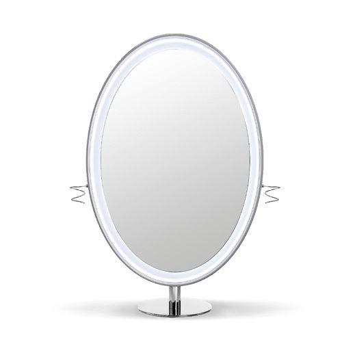 specchio a muro / da terra / moderno / ovale