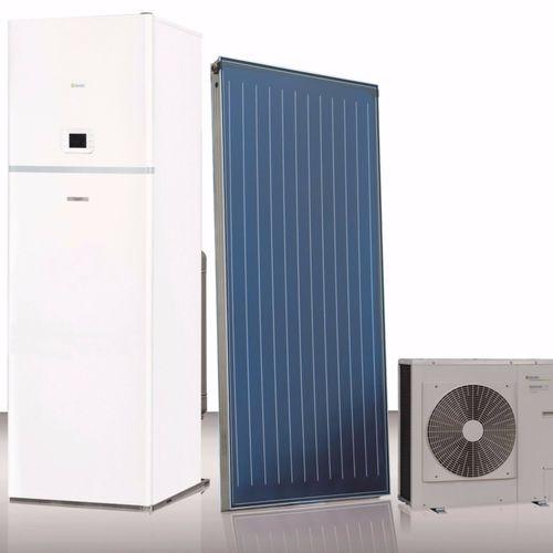 caldaia solare / residenziale / a condensazione / ibrida