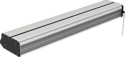 aeratore da finestra acustico / a taglio termico / autoregolabile