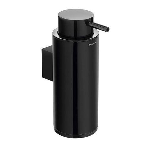 distributore di sapone contract / da parete / in plastica / in ottone