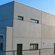 Facciata continua in pannello / in cemento armato / con isolamento integrato CONDECO S.A.