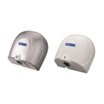 asciugamani elettrico automatico / da parete / in metallo