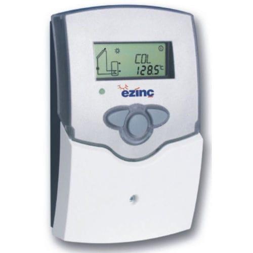 regolatore solare per applicazioni termiche